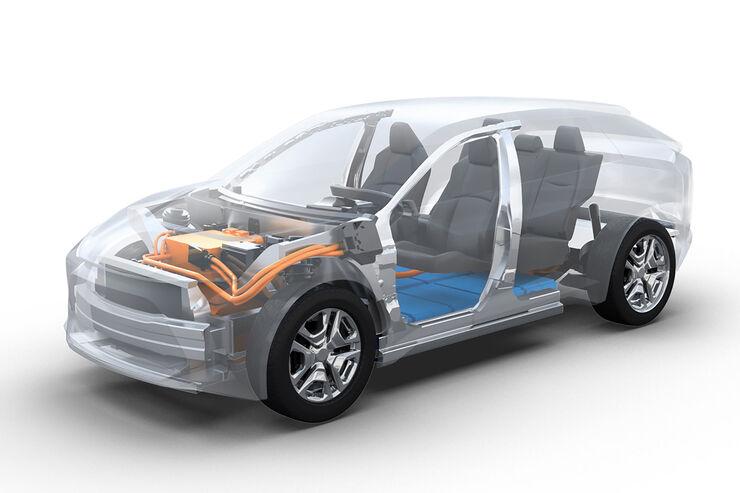 Feststoff-Batterie von Toyota Wie weit sind die Japaner mit dem Super-Akku?