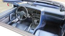 Toyota Supra 3.0i Turbo, Cockpit