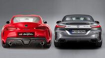 Toyota Supra BMW Z4 Vergleich 2019
