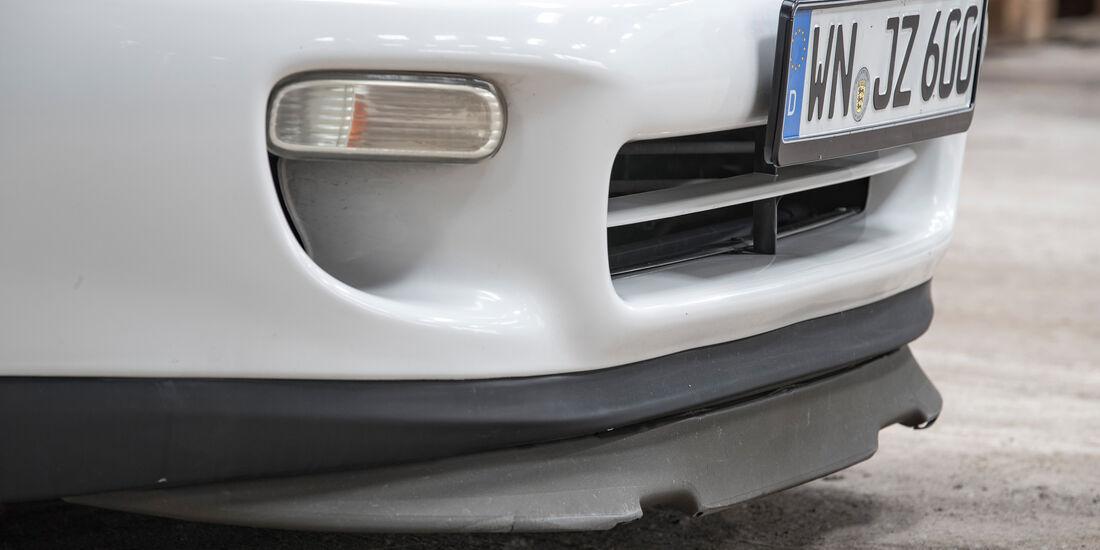Toyota Supra, Frontscheinwerfer