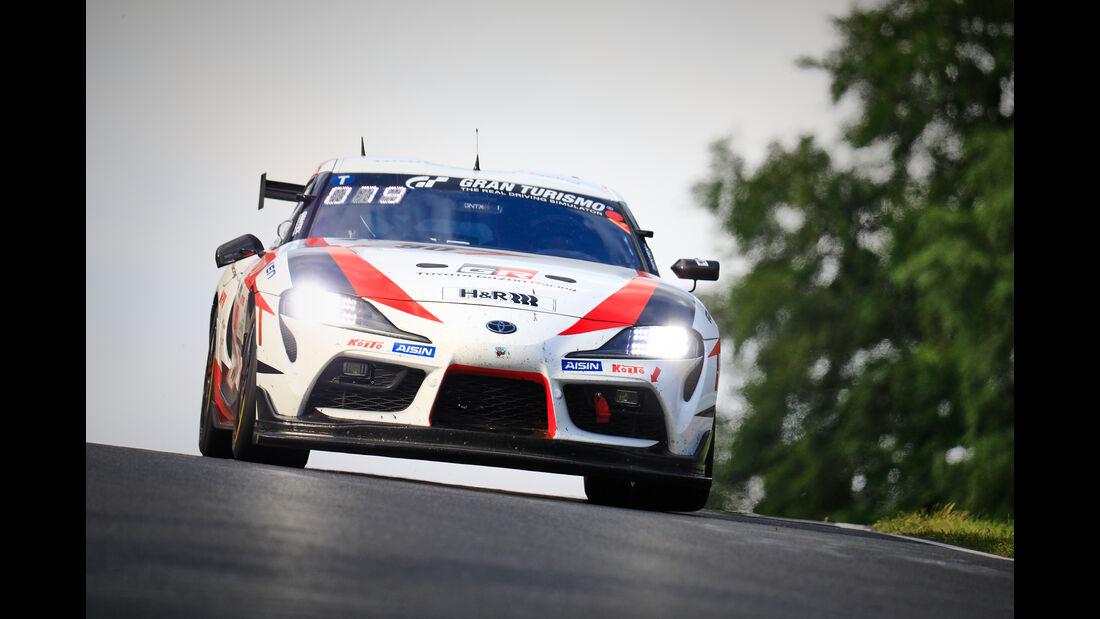 Toyota Supra GR - Startnummer #90 - 24h Rennen Nürburgring - 22. Juni 2019