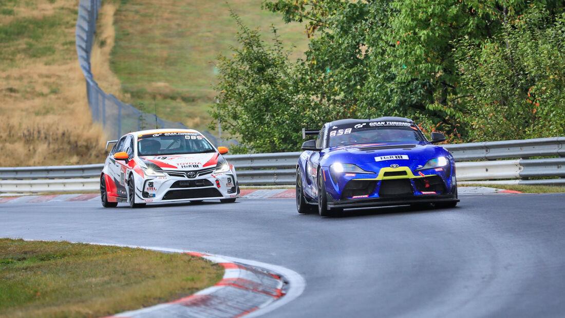 Toyota Supra GT4 -  Novel Racing with Toyo Tire by Ring Racing - Startnummer 37 - 24h Rennen Nürburgring - Nürburgring-Nordschleife - 25. September 2020