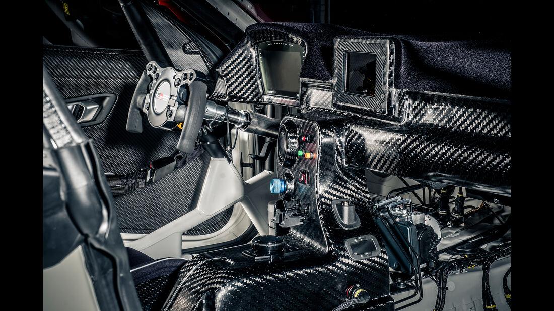 Toyota Supra GT4 - Rennwagen