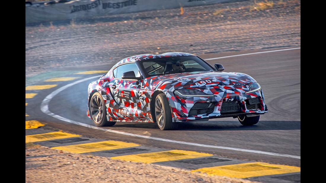 Toyota Supra - Sportcoupé - Fahrbericht