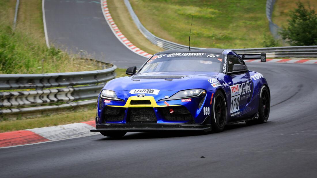 Toyota Supra - Startnummer #170 - Novel Racing with Toyo tire by Ring Racing - SP10 - NLS 2020 - Langstreckenmeisterschaft - Nürburgring - Nordschleife