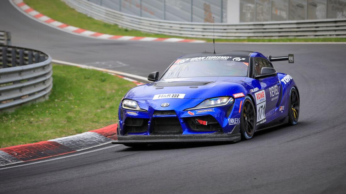 Toyota Supra - Startnummer #171 - Novel Racing with Toyo tire by Ring Racing - SP10 - NLS 2021 - Langstreckenmeisterschaft - Nürburgring - Nordschleife