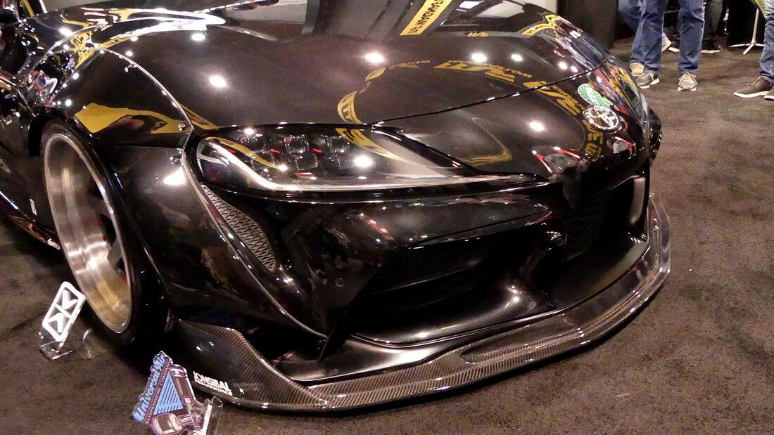 Toyota Supra auf der SEMA 2019