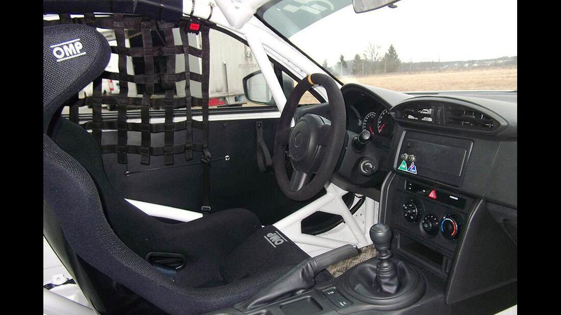 Toyota TMG GT86 CS-V3