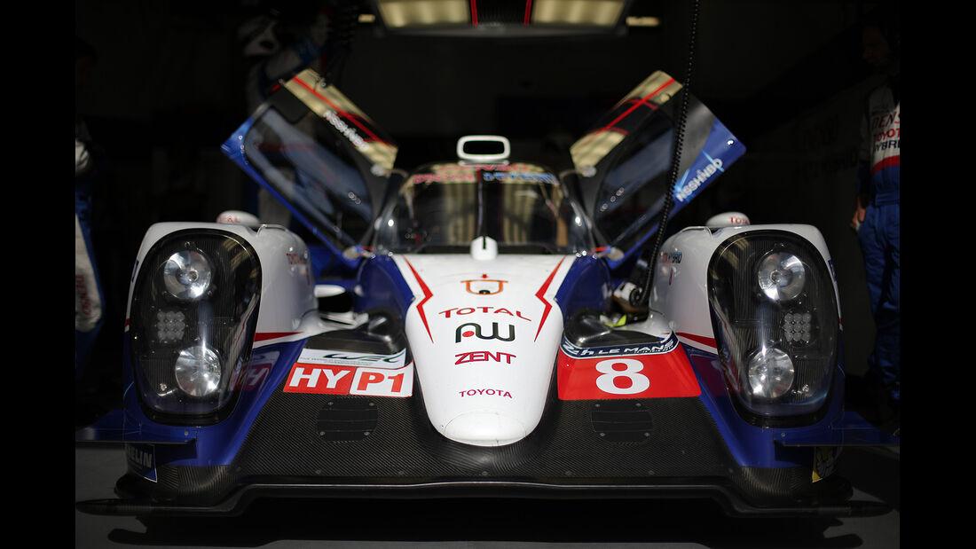 Toyota TS040 Hybrid, Le Mans, 24h-Rennen, Davidson/Lapierre/Buemi