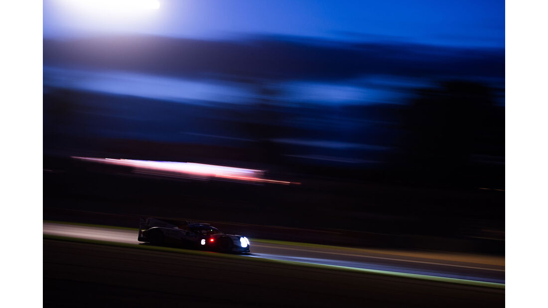 Toyota TS050 - 24h Le Mans - Samstag - 18.06.2016
