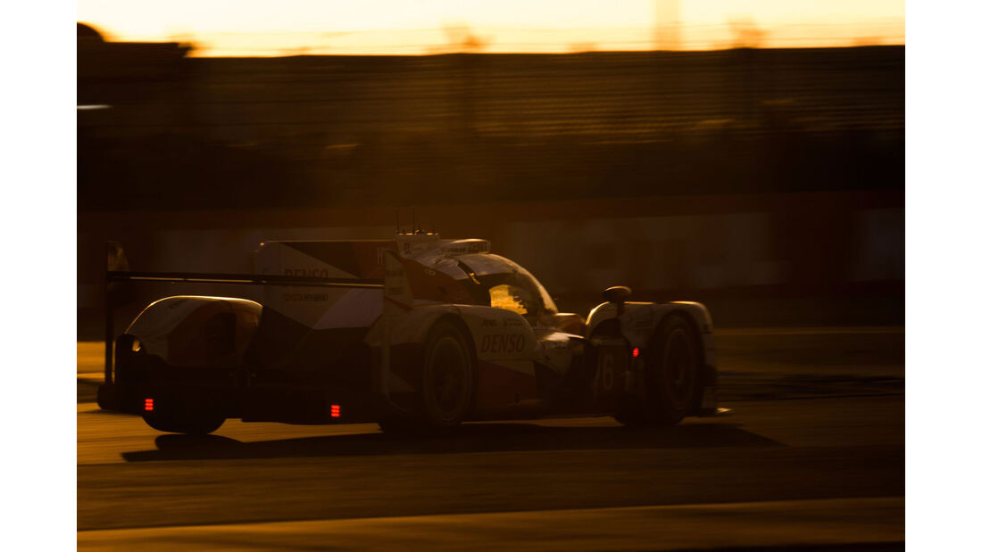 Toyota TS050 - #6 - 24h Le Mans - Samstag - 18.06.2016