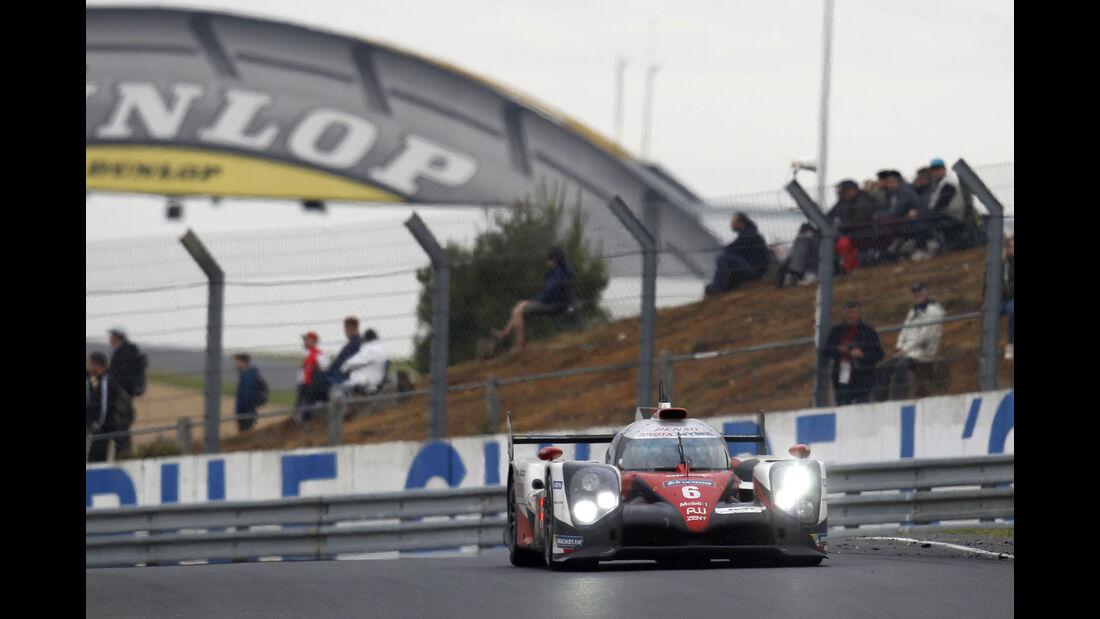 Toyota TS050 - #6 - 24h Le Mans - Sonntag - 19.06.2016