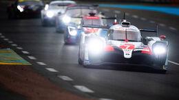 Toyota TS050 Hybrid - 24h-Rennen Le Mans 2019