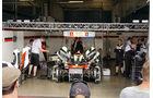 Toyota TS050 Hybrid - LMP1 - Startnummer #5 - WEC - Nürburgring - 6-Stunden-Rennen - Sonntag - 24.7.2016
