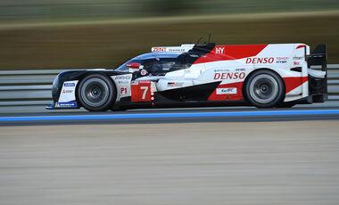 Toyota TS050 Hybrid - Startnummer 7 - 24h-Rennen Le Mans 2019 - Qualifying