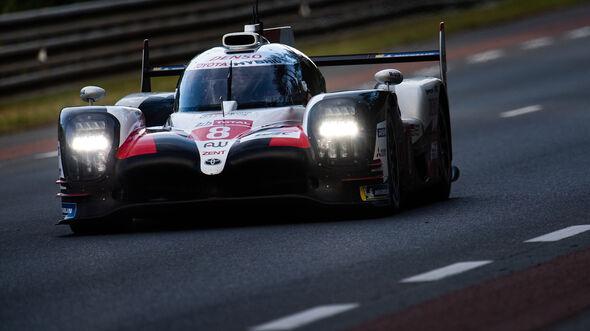 Toyota TS050 Hybrid - Startnummer 8 - 24h-Rennen Le Mans 2019 - Qualifying