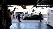 Toyota TS050 Hybrid - Test - 2016