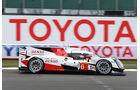 Toyota TS050 Hybrid- WEC - LMP1 - Technik - Silverstone 2016