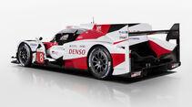 Toyota TS050 Hybrid - WEC Saison 2017