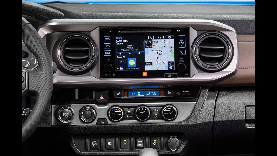 Toyota Tacoma Pickup Crawler Wohnkabine