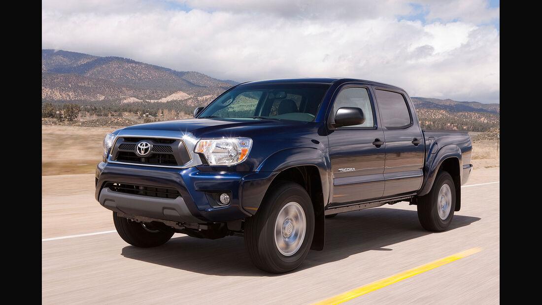 Toyota Tacoma USA 2013