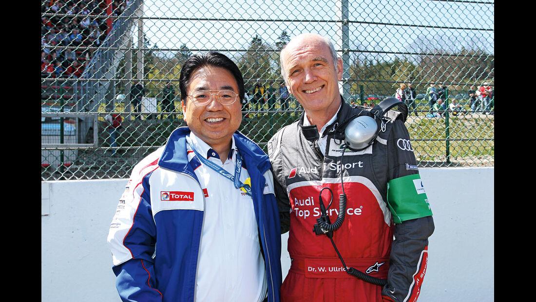 Toyota-Teamchef, Kinoshita