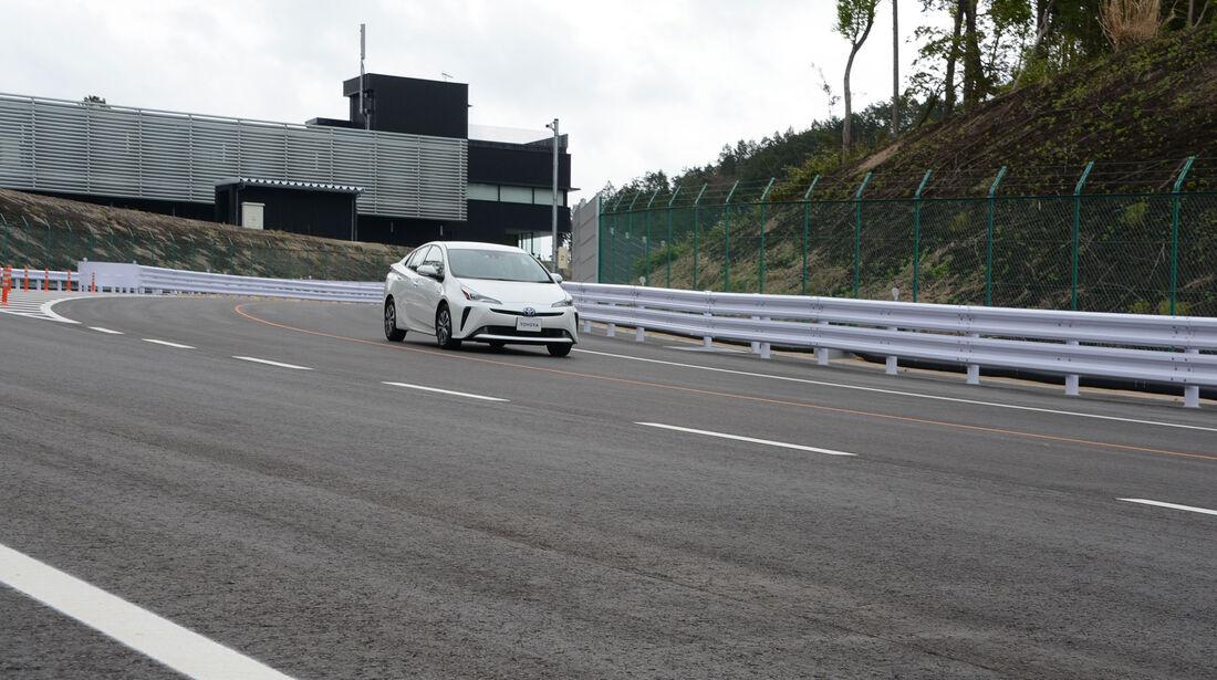 Toyota Teststrecke Aichin