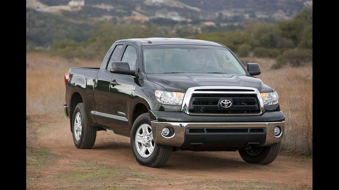 Toyota Tundra 2012 Fahrbericht