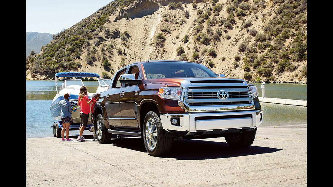 Toyota Tundra 2015 USA