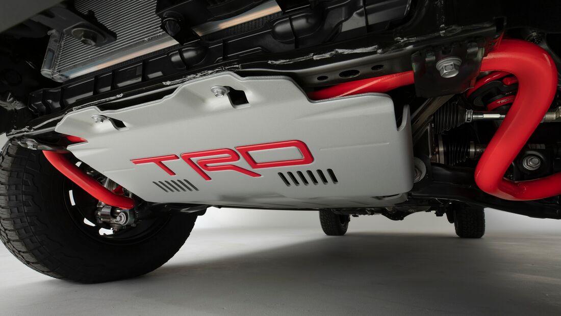 Toyota Tundra 2021 Fahrwerk