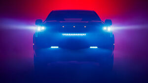 Toyota Tundra 2021 Teaser