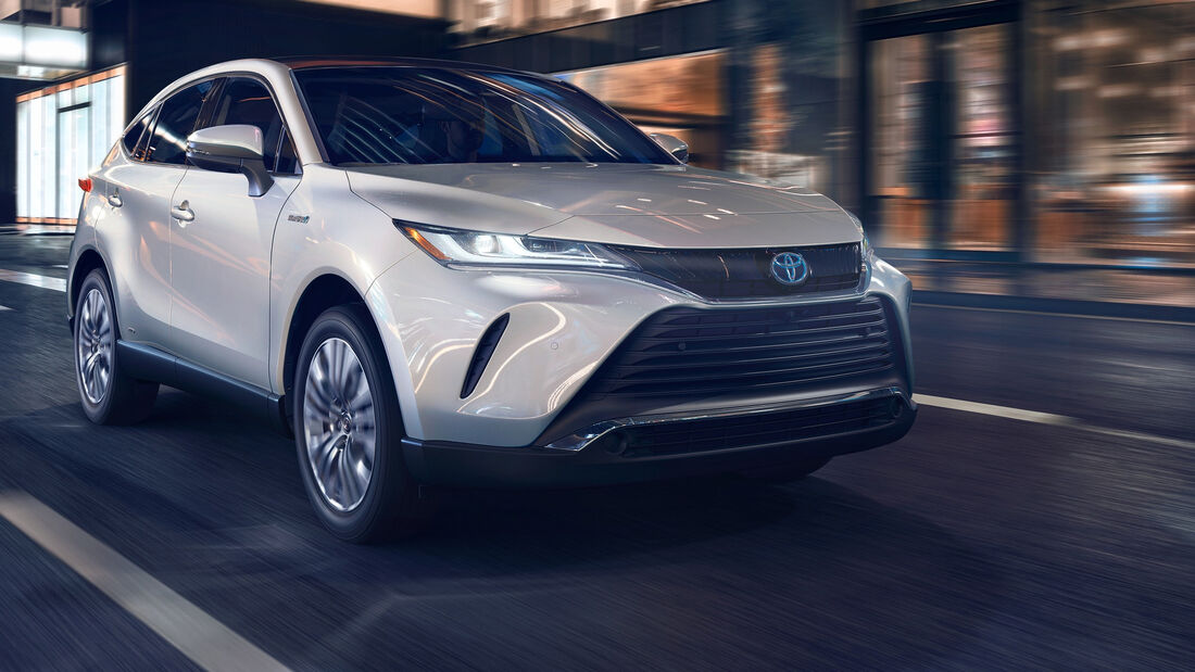 Toyota Harrier / Venza (2020): Edel-SUV in vierter Generation