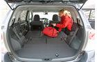 Toyota Verso 2.0 D-4D, Ladefläche