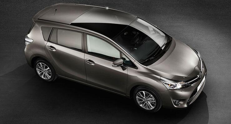 Toyota Verso Modelljahr 2016