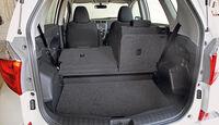 Toyota Verso-S 1.33, Kofferraum, Ladeklappe auf