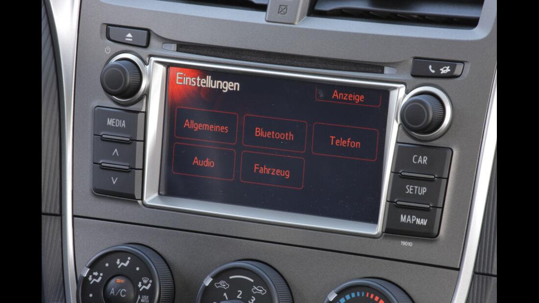 Toyota Verso S 1.4 D-4D, Detail