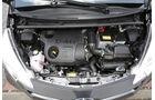 Toyota Verso-S 1.4 D-4D, Motorraum, Motor