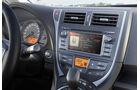 Toyota Verso S, Cockpit, Pariser Autosalon 2010