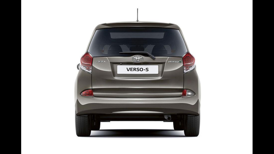Toyota Verso S Facelift 2014