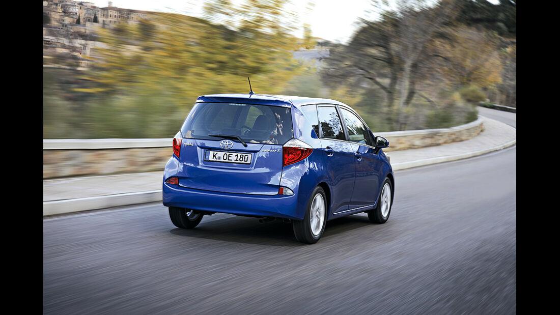 Toyota Verso-S, Familienauto, Kaufberatung