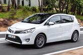 Toyota Verso, Seitenansicht