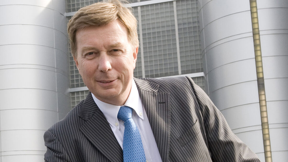 Toyota-Vizechef Didier Leroy