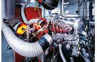Toyota WRC, Rennmotor, Prüfstand