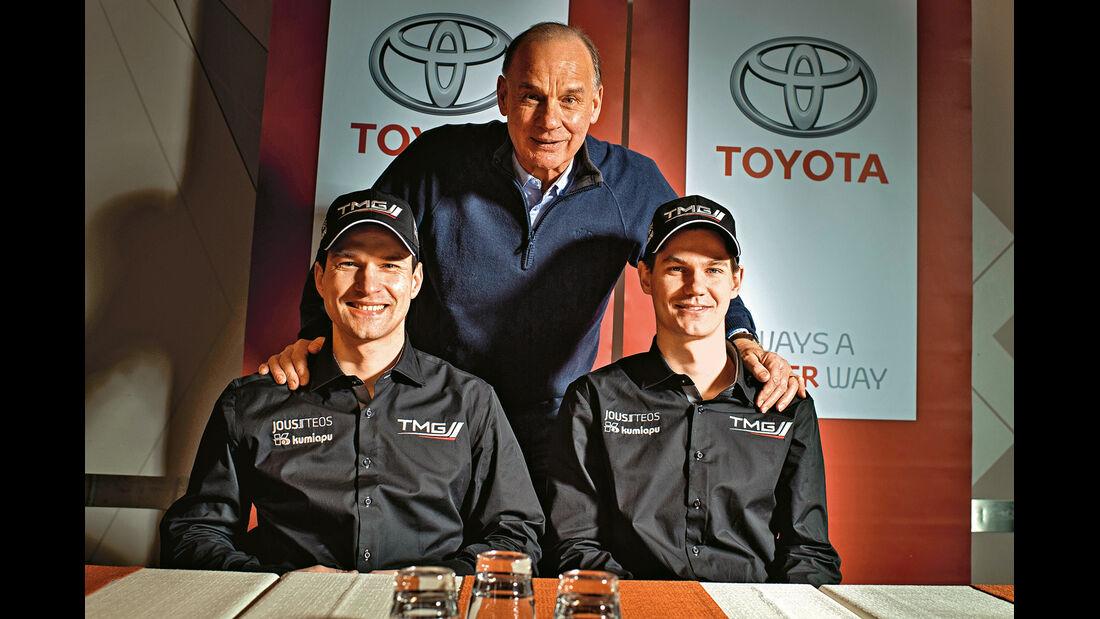 Toyota WRC, Teemu Suninen