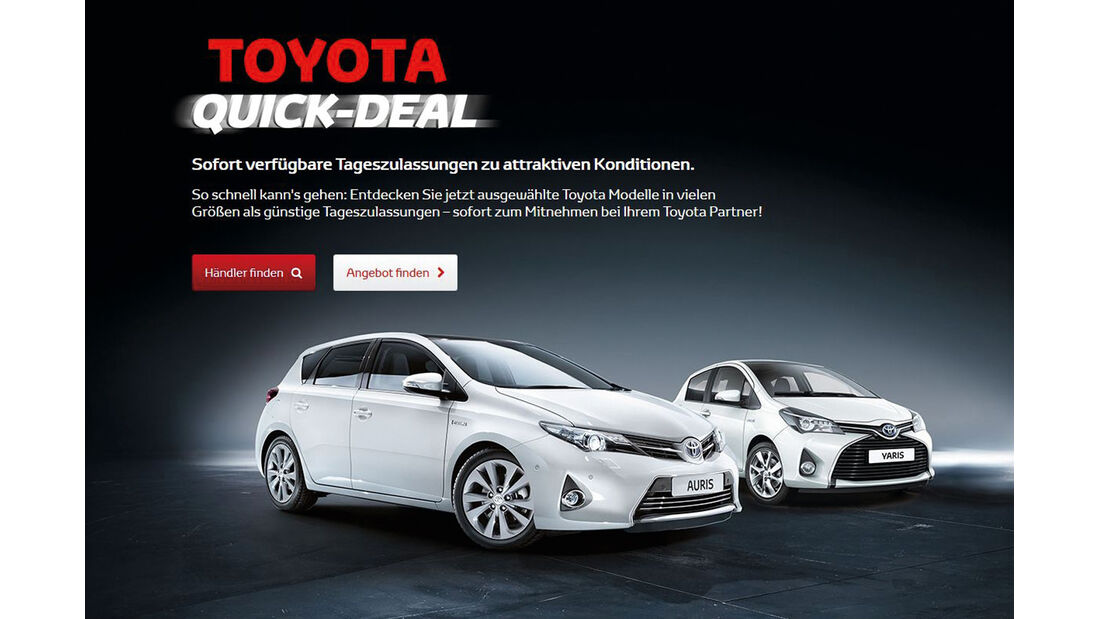 Toyota, Werbung