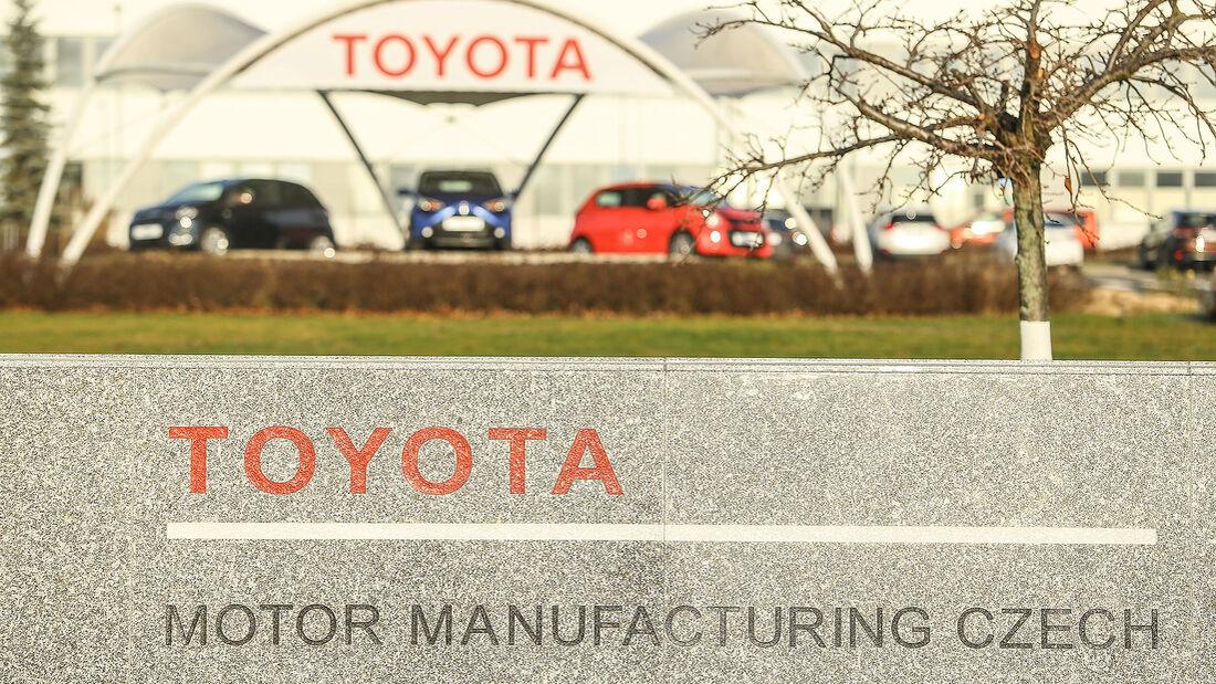 Toyota Werk Tschechien Kolin