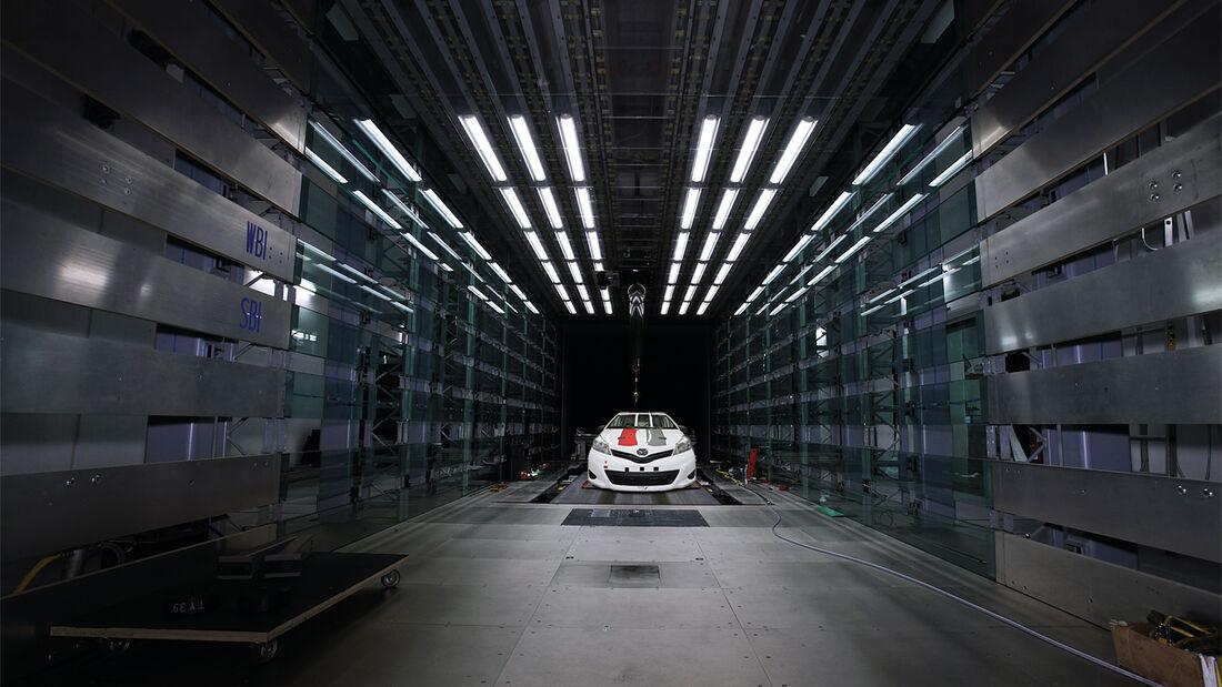 Toyota, Windkanal