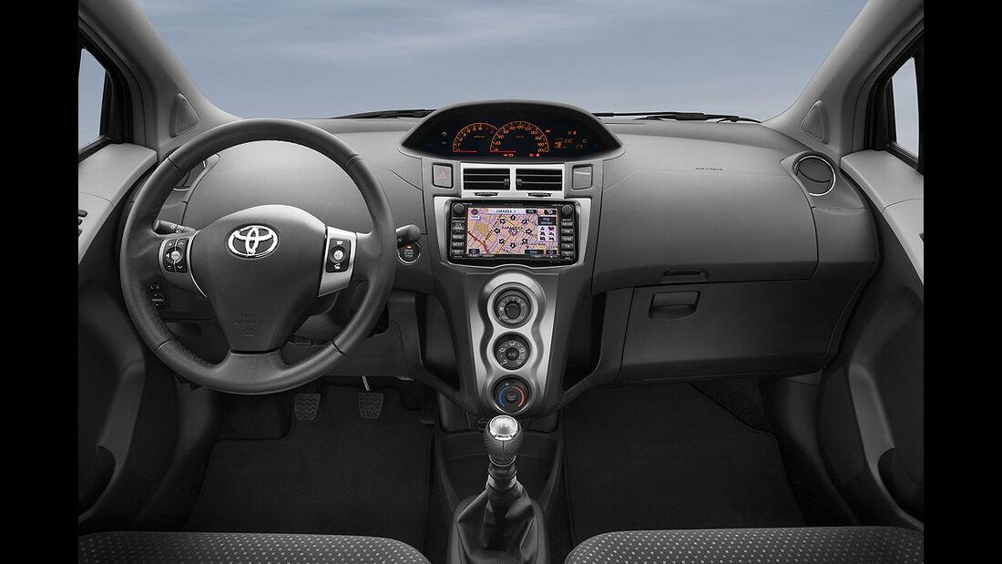 Toyota Yaris, 0209