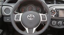 Toyota Yaris 1.4D-4D, Lenkrad