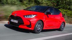 Toyota Yaris 1.5 Hybrid (2021)